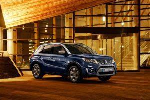 """Suzuki Vitara: Sondermodell """"limited"""" ab sofort erhältlich"""