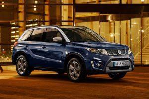 """Suzuki Vitara """"limited"""": Neues Sondermodell ist im Handel"""