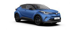 Toyota C-HR und GT86: Ab sofort mit Matt-Folierung