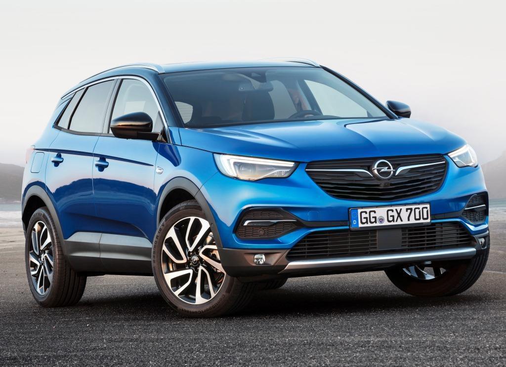 Opel Grandland X 2017 Preise Bilder Und Ausstattungsinhalte