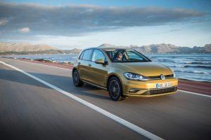 Vw Golf 7 Sound Im Test 2017 Facelift Sondermodell Als