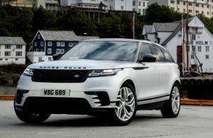 Range Rover Velar (2017): Preise, Bilder und Ausstattungsinhalte