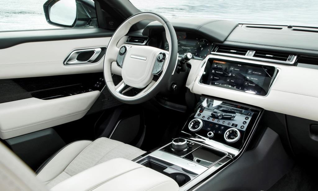 Range Rover Velar (2017): Preise, Bilder und