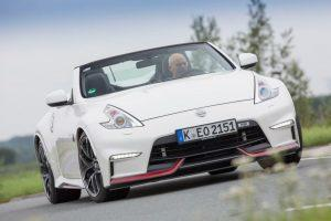 Nissan 370Z RS: Roadster als Nismo Sondermodell
