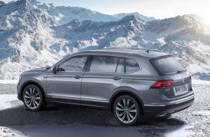 VW Tiguan Allspace 2017: Langversion ist bestellbar