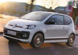 VW up! GTI im Test: Erster up! GTI ist eine Hommage an den Golf-GTI