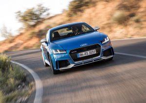 Neuer Audi TT RS im Test (2017): der TT, der es richtig krachen lässt