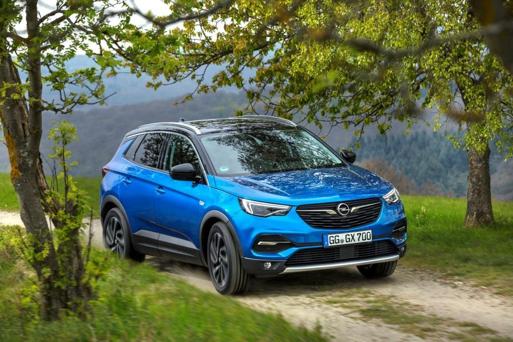 opel grandland x im test 2017 gro es finale der opel suv offensive. Black Bedroom Furniture Sets. Home Design Ideas