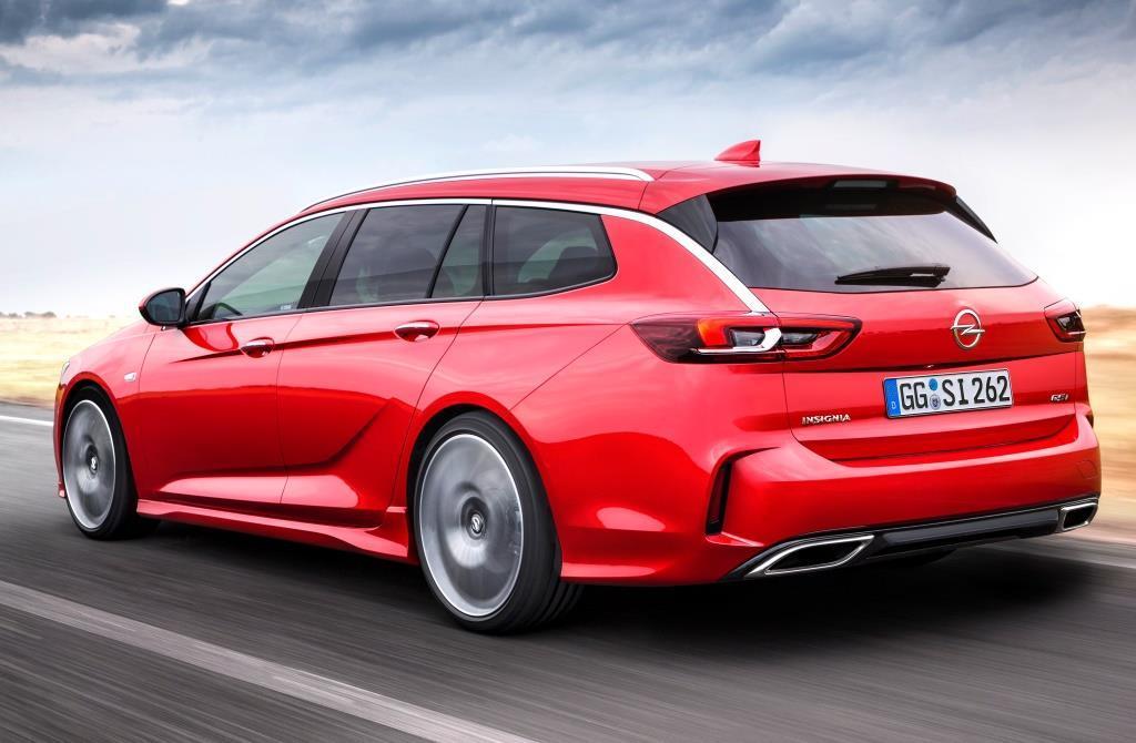 New Opel Astra 2017 >> Opel Insignia GSI Sports Tourer (2018): Sportkombi ohne Kompromisse - MeinAuto.de