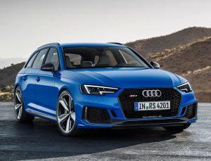 Audi RS 4 Avant (2018): Weltpremiere auf der IAA 2017