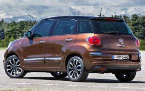 Fiat 500L im Test (2017): frische Gesichtszüge & neue Namen für den Kompaktvan