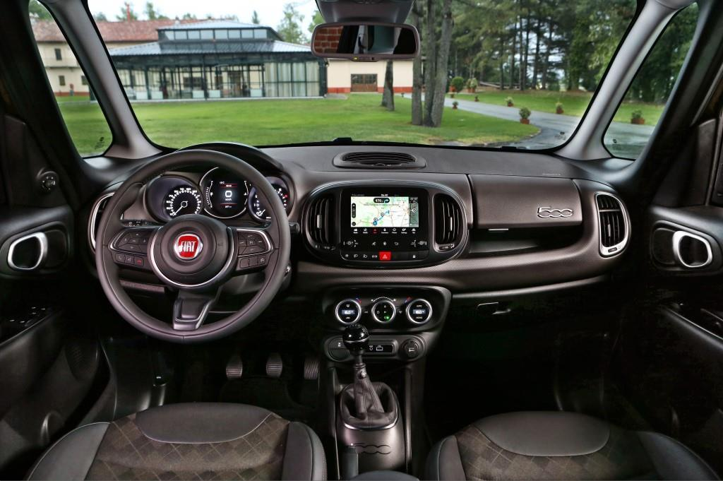New Fiat 500 L 5 Seater 500 Xl 7 Seater New Fiat Fiat 500
