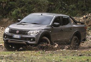 Fiat Fullback Cross (2018): Neues Topmodell startet durch
