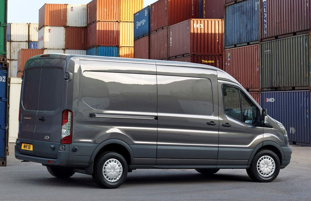 Ford Transit 350 >> Ford Transit Kastenwagen VII im Test (2017): Lohnenswertes ...