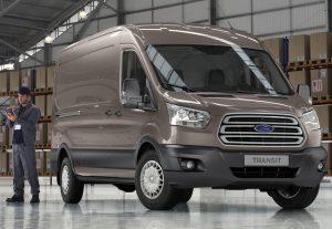Ford Transit Kastenwagen VII im Test (2017): Lohnenswertes Nutzfahrzeug?