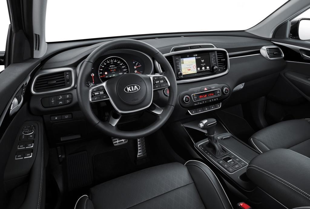 Kia Sorento Modelljahr 2018 Auf Der Iaa Pr 228 Sentiert Meinauto De