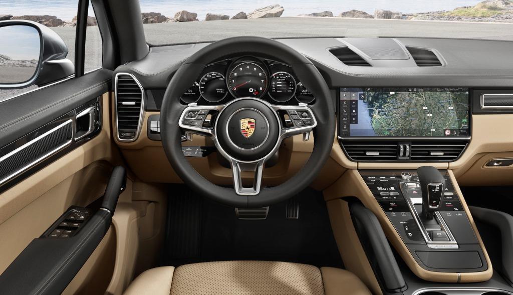 Porsche Cayenne 2018 Preise Und Bilder Der 3
