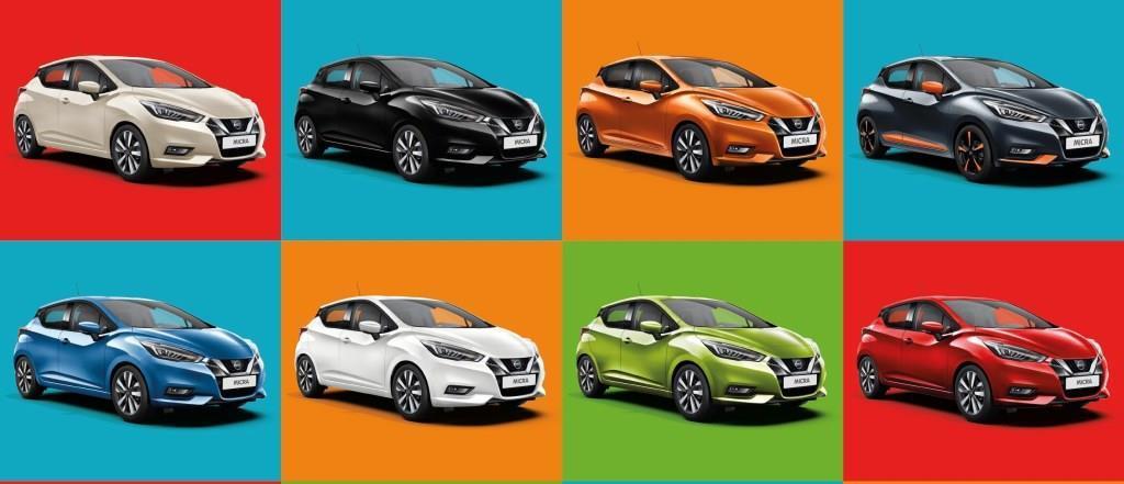 nissan studie: die meisten käufer wählen falsche autofarbe - meinauto.de