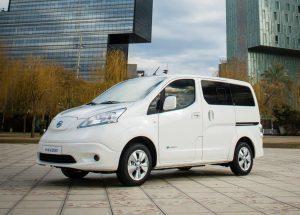 Nissan e-NV200 (2018): Jetzt mit noch mehr Reichweite