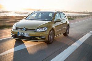 VW Golf 7, Seat Leon und Citroen C4 im Test: Klassenkampf auf die kompakte Art