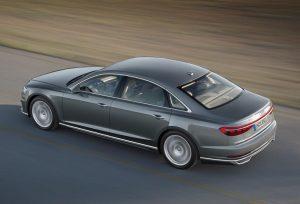 Audi A8 (2018): Luxuslimousine startet in den Vorverkauf