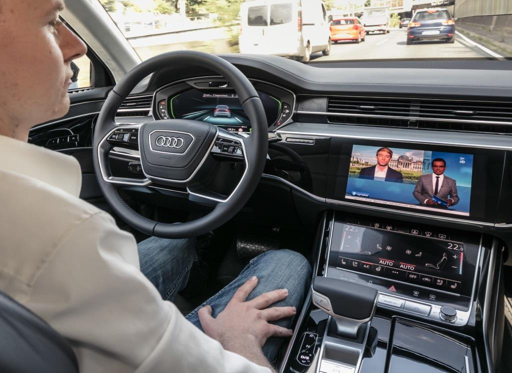Audi A8 2018 Luxuslimousine Startet In Den Vorverkauf Meinauto De