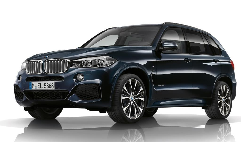 bmw x5 special edition und x6 m sport edition ab dezember 2017. Black Bedroom Furniture Sets. Home Design Ideas