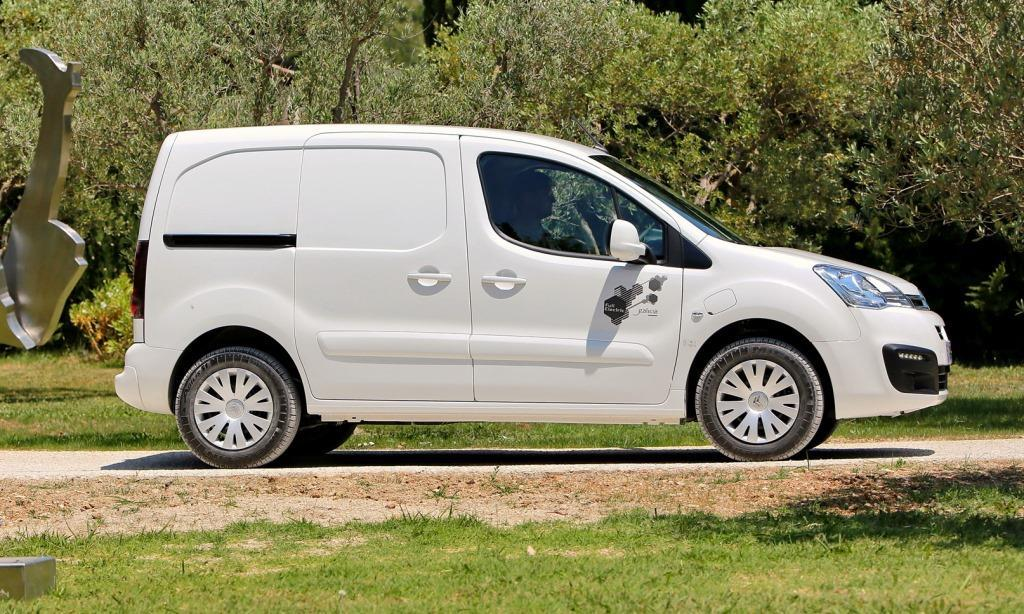 Citroën Berlingo Electric Im Test 2017 Das Elektro