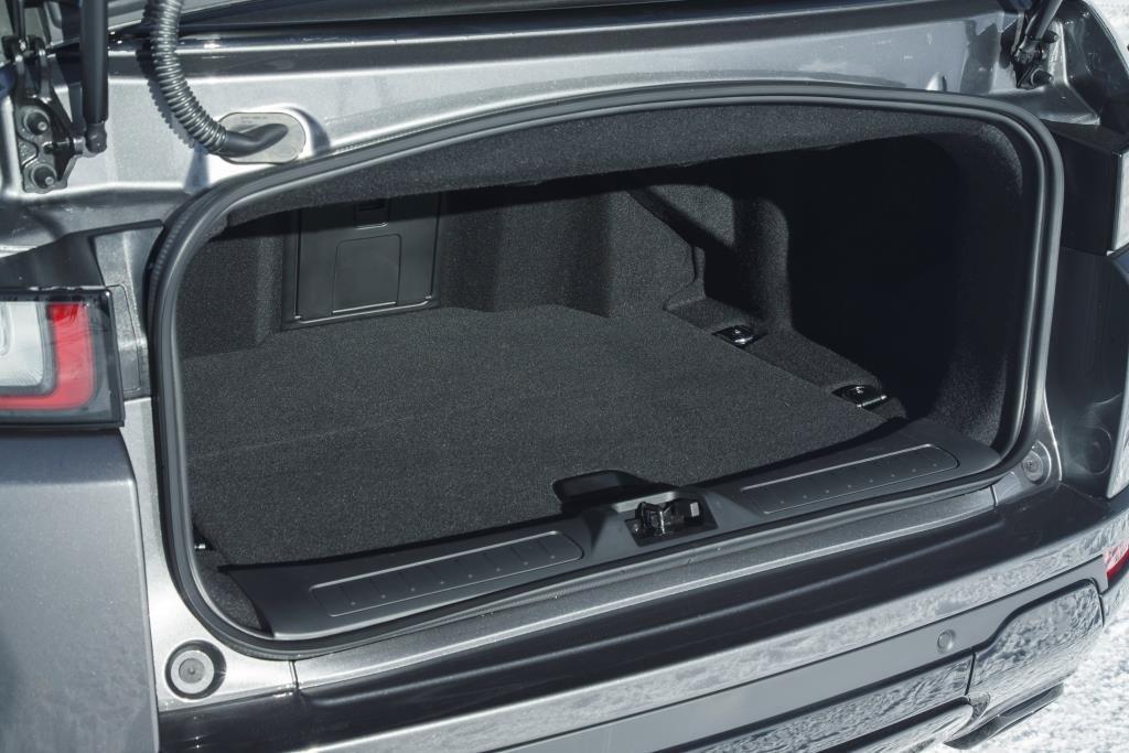 range rover evoque cabriolet im test 2017 da geht einem. Black Bedroom Furniture Sets. Home Design Ideas