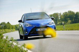 Toyota Yaris im Test (2017): doppelt gepflegt hält besser