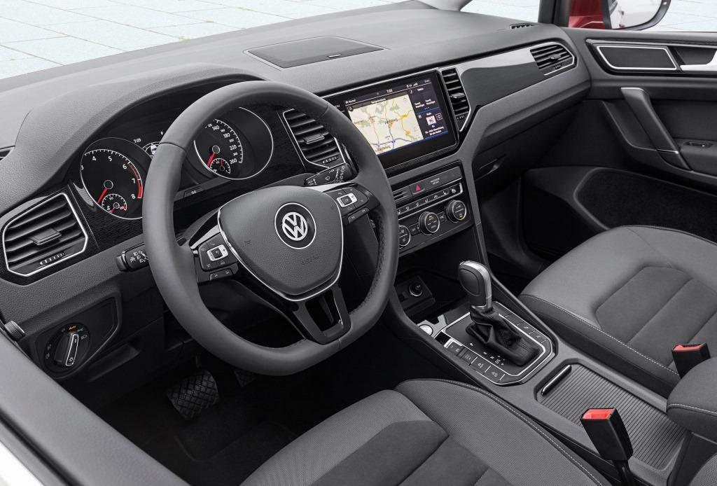 Vw Gti 2019 >> VW Golf Sportsvan 2018: Neues Modell ab sofort bestellbar - MeinAuto.de