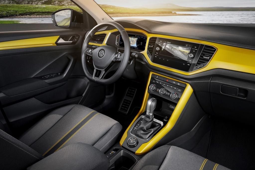 Vw T Roc Oder Audi Q2 Die Suv Federgewichte Im Familienduell
