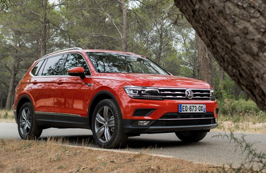 vw tiguan allspace 2017 preis volkswagen car. Black Bedroom Furniture Sets. Home Design Ideas