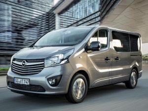 Opel Vivaro (2018): Combi+ und Tourer ab sofort bestellbar
