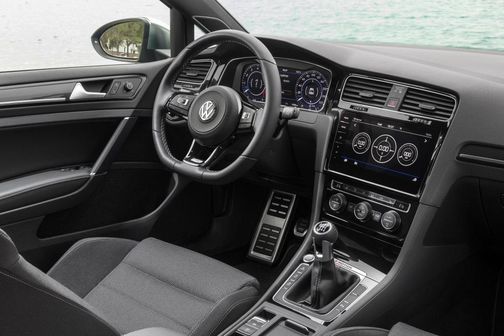 VW Golf R im Test (2017): der rassigste Serien-Volkswagen ...