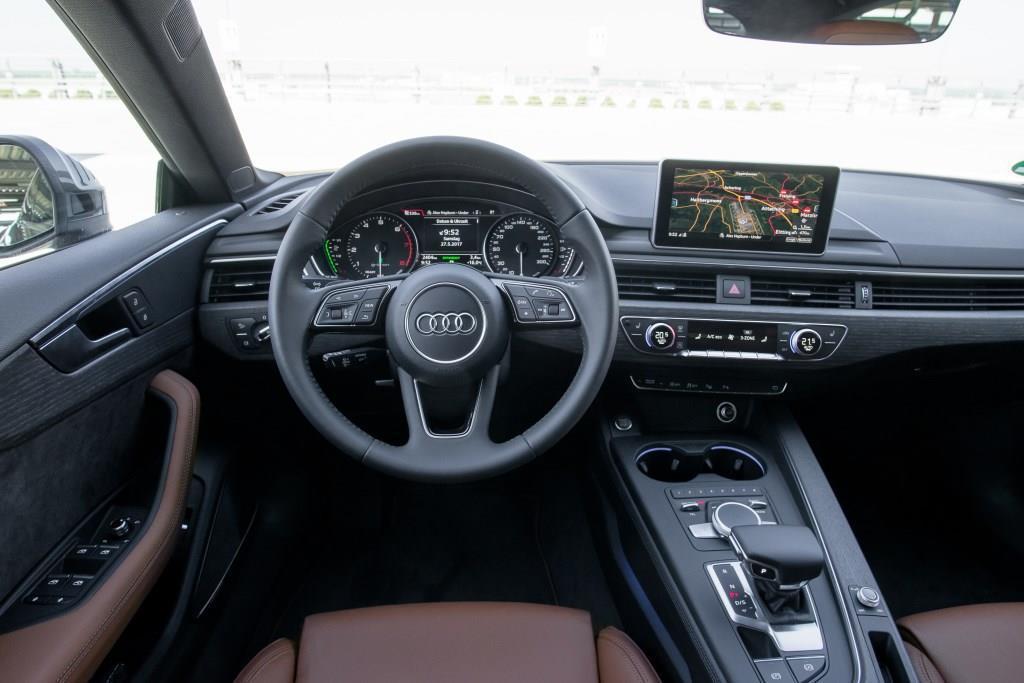 Audi A5 Sportback g-tron (2017): Erdgas als Feuer fürs ...