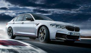 BMW M5 (2108): Modell erhält exklusive M Performance Parts
