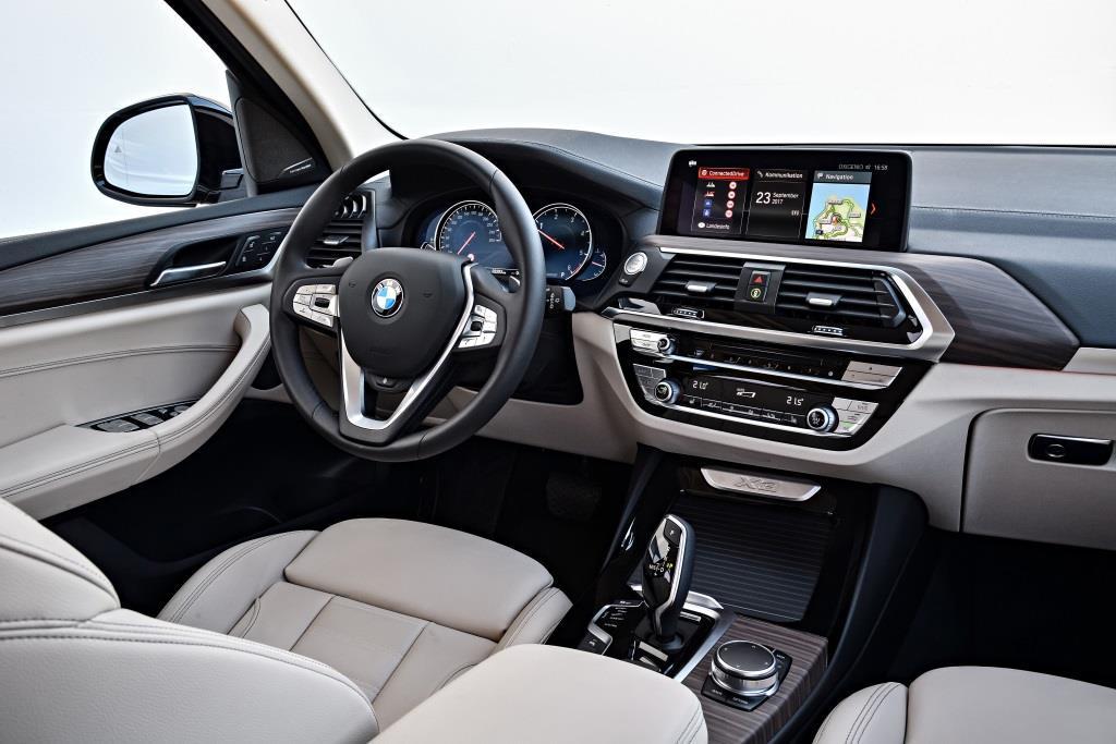 BMW X3 III im Test (2017): ist der dritte X3 wieder vorne ...