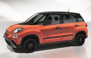 Fiat 500L City Cross (2017): Ausstattungsvariante ab sofort bestellbar