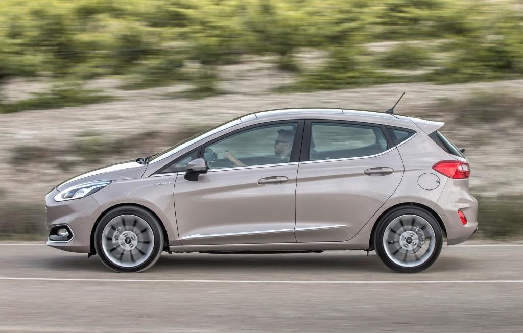 Ford Fiesta Vignale Im Test 2017 Gönn Dir Einen Kleinen Luxus