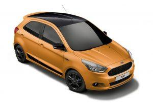 Ford KA+ Black Edition (2017): Neues Sondermodell vorgestellt