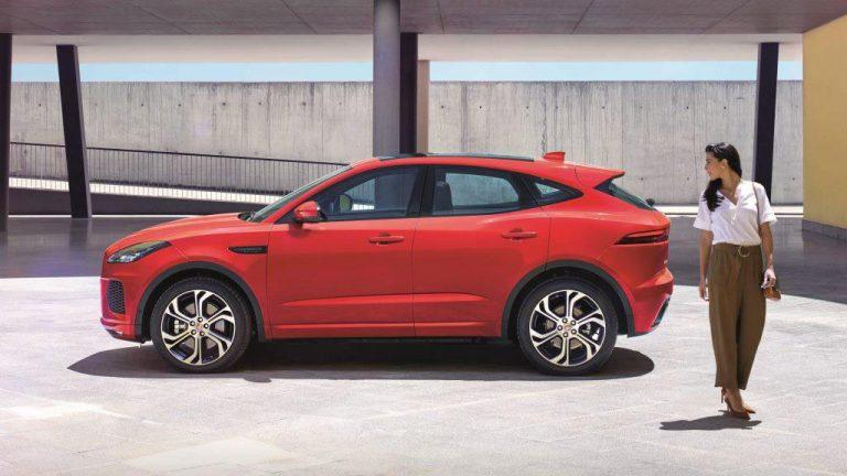 Jaguar E-Pace im Test (2017): elitäres SUV mit viel Elan ...