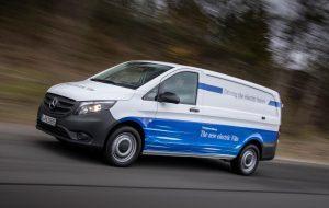 Mercedes-Benz eVito (ab 2018): Der elektrische Transporter