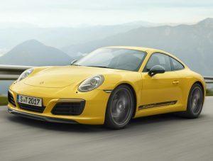 Porsche 911 Carrera T (2017): Das puristische Konzept kommt zurück