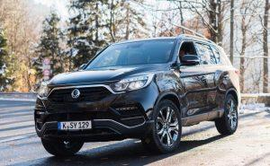 SsangYong Rexton (für 2018): Vierte Modellgeneration erhältlich