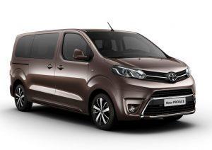 Toyota Proace Verso II im Test (2017): das Ass für den großen Familienspaß?