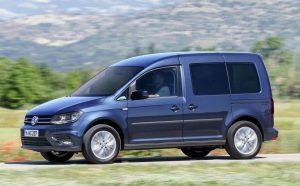VW Caddy TGI im Test (2017): Erdgas treibt den Nutzwert auf die Spitze