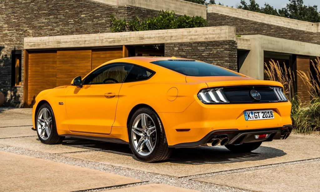 ford mustang 2018 ab sofort bestellbar