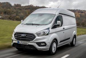 Ford Transit Custom (für 2018): Hohe Messlatte bei Design und Wirtschaftlichkeit
