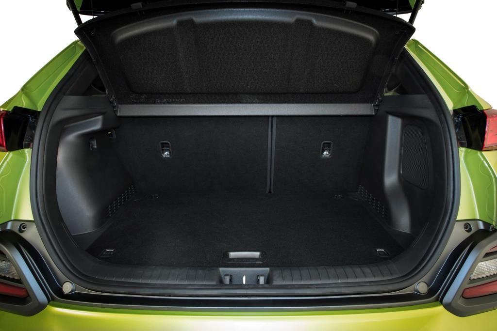 Hyundai kona kofferraumvolumen